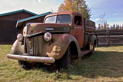 Retired in Carcross