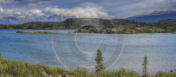 Carcross Shallow Lake Klondike Hwy Yukon Panoramic Landscape Forest What Is Fine Art Photography - 020192 - 13-09-2016 - 17793x7873 Pixel