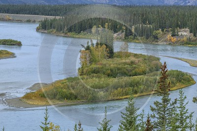 Single Shot Yukon Canada Panoramic Landscape Photography Scenic Ice Grass Fine Art Landscapes - 020832 - 12-09-2016 - 7952x5304 Pixel