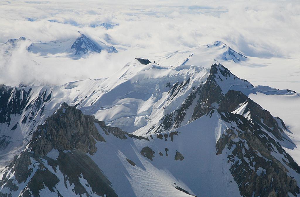 Kluane Mountain Range, Yukon
