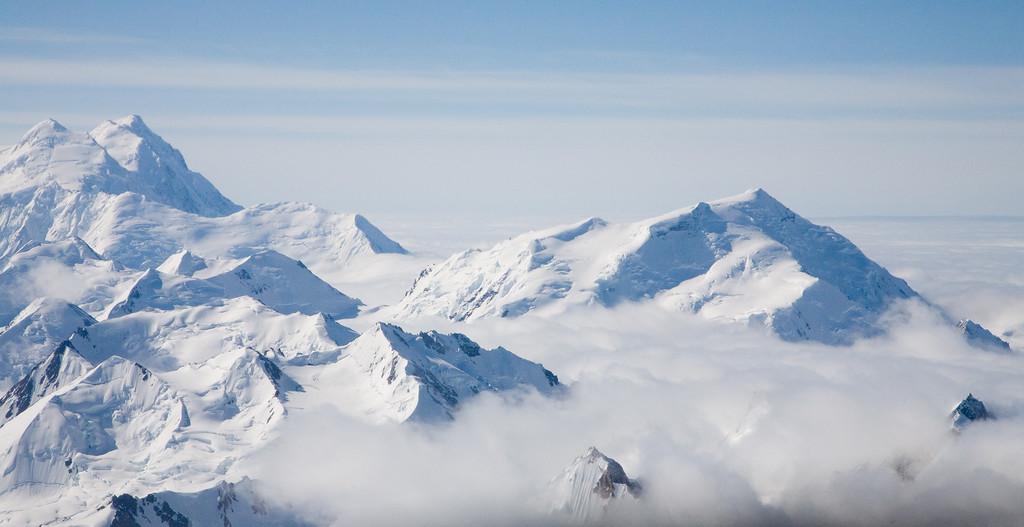 Kluane Mountain Range - Yukon
