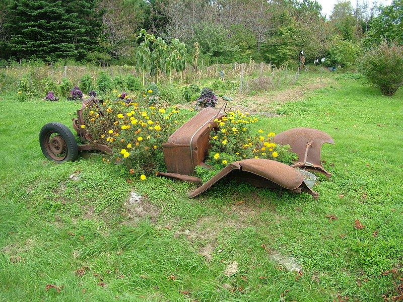 Clever Flower Pot