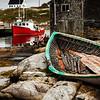 Peggy's Cove near Halifax, Nova Scotia