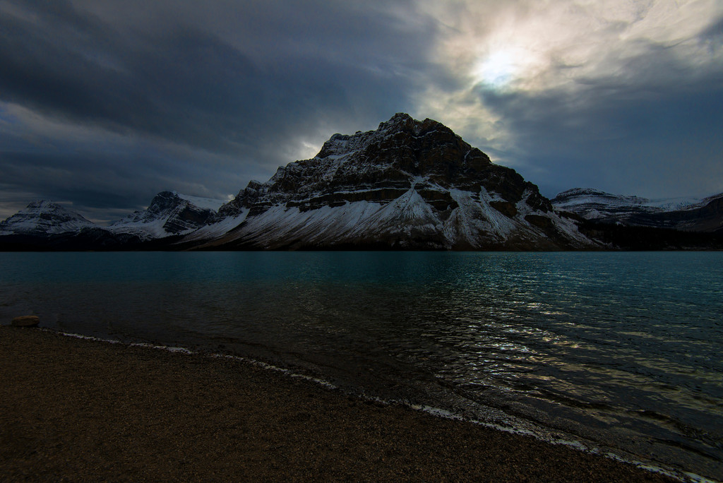 Mysterious Bow Lake
