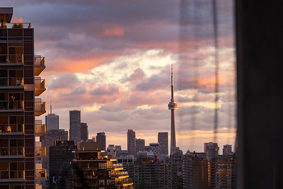 Toronto Behind The Curtain