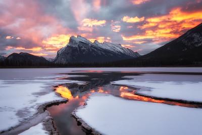 Vermillion Lake Ice