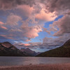 Waterton Sunset