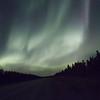 Aurora Borealis - Yukon Territory,  Canada