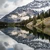 Lake ... bij Banff