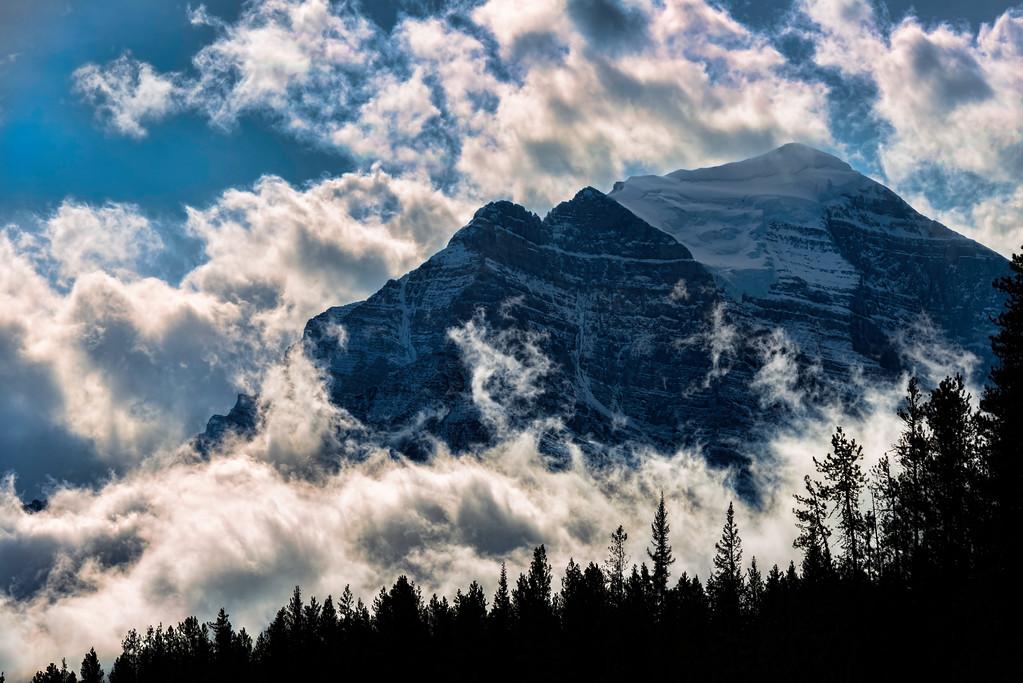 Banff Peaks - Ten Sisters