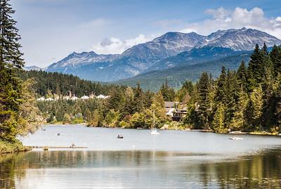 Canada - Whistler - Alta Lake
