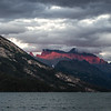 Last of Sunset, Waterton Lakes Natonal Park