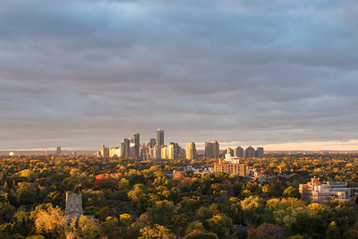 North Toronto in Autumn