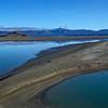 Kluane Lake, Yukon Territory