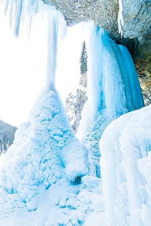 Frozen Spires