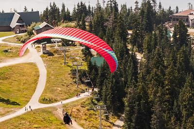 Canada - Paragliding