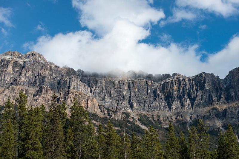 Castle Escarpments