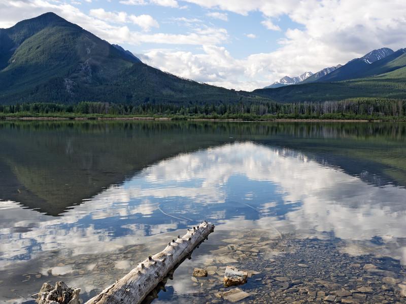 Vermilion Lakes - Banff National Park, Canada