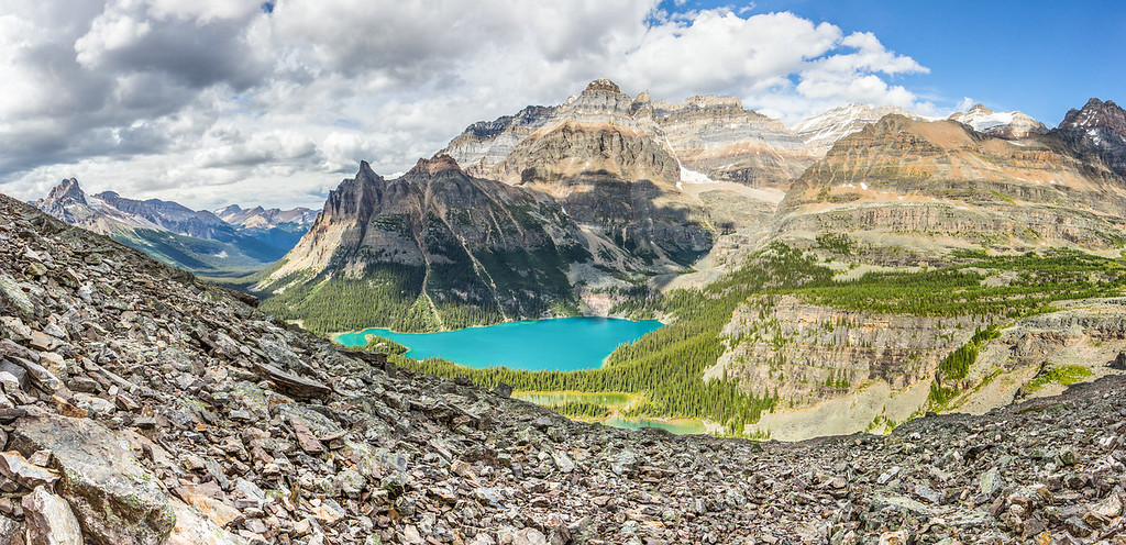Lake O'Hara Blue
