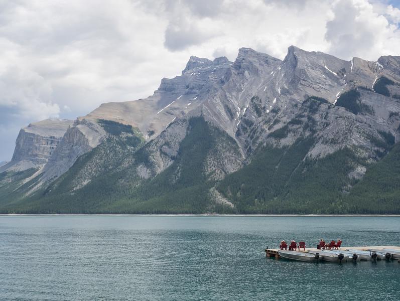 Lake Minnewanka - Banff National Park, Canada