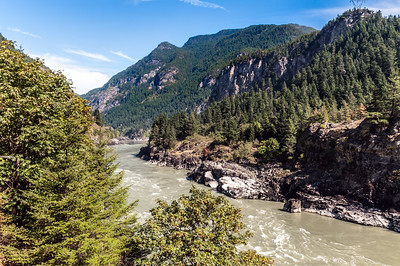 Canada - British Columbia - The Thompson River
