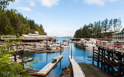 Canada - Telegraph Cove