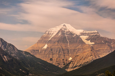 Canada - The Rockies - Mount Robson