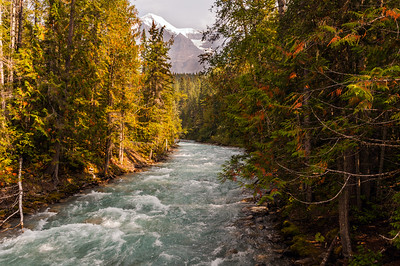 Canada - River Robson