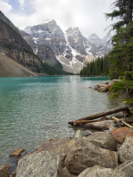 Lake Moraine - Banff National Park, Canada