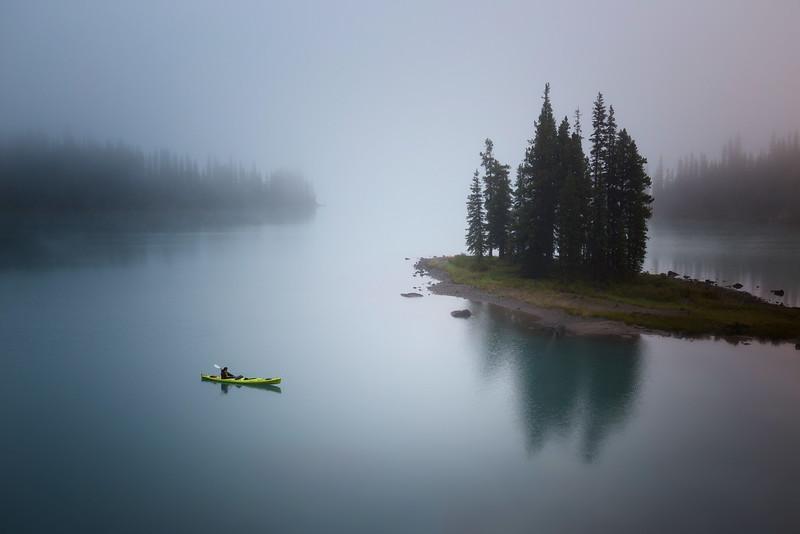 Spirit Island Fog