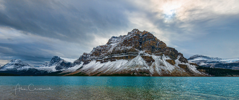 Mystery at Bow Lake