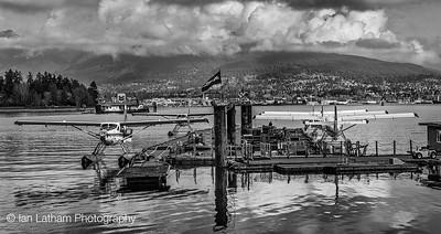 Vancouver sea planes