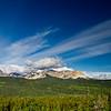 Waterton Lakes National Park Landscape