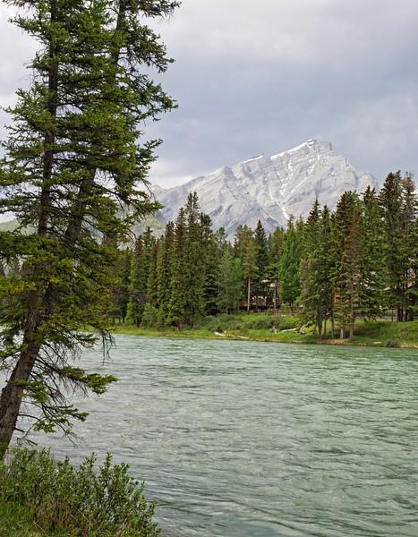 Bow River - Banff, Canada