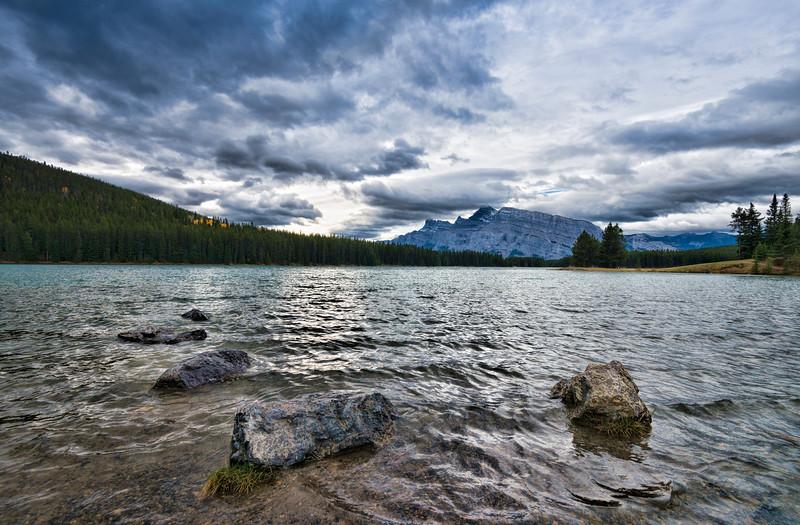 Two Jack Lake, Alberta, Canada