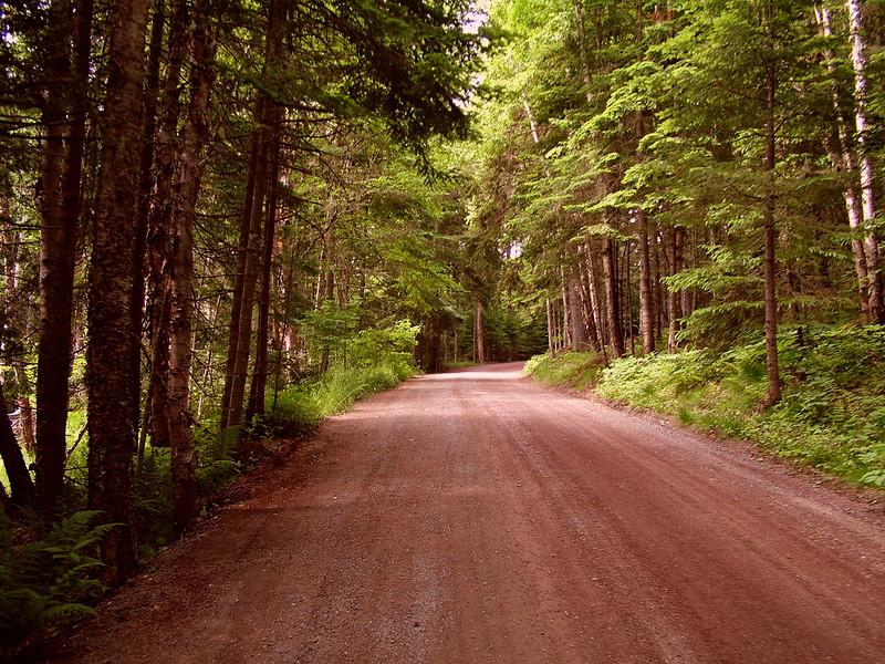 Backroad - New Brunswck, Canada