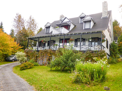 Auberge La Chatelaine in Pointe-au-Pic
