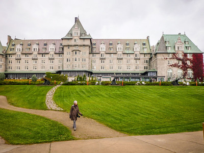 The Manor Richelieu in La Malbaie