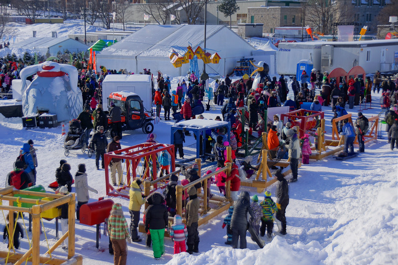 Ways To Enjoy Quebec City In The Wintertime THAT BACKPACKER - 10 ideas for winter fun in quebec city