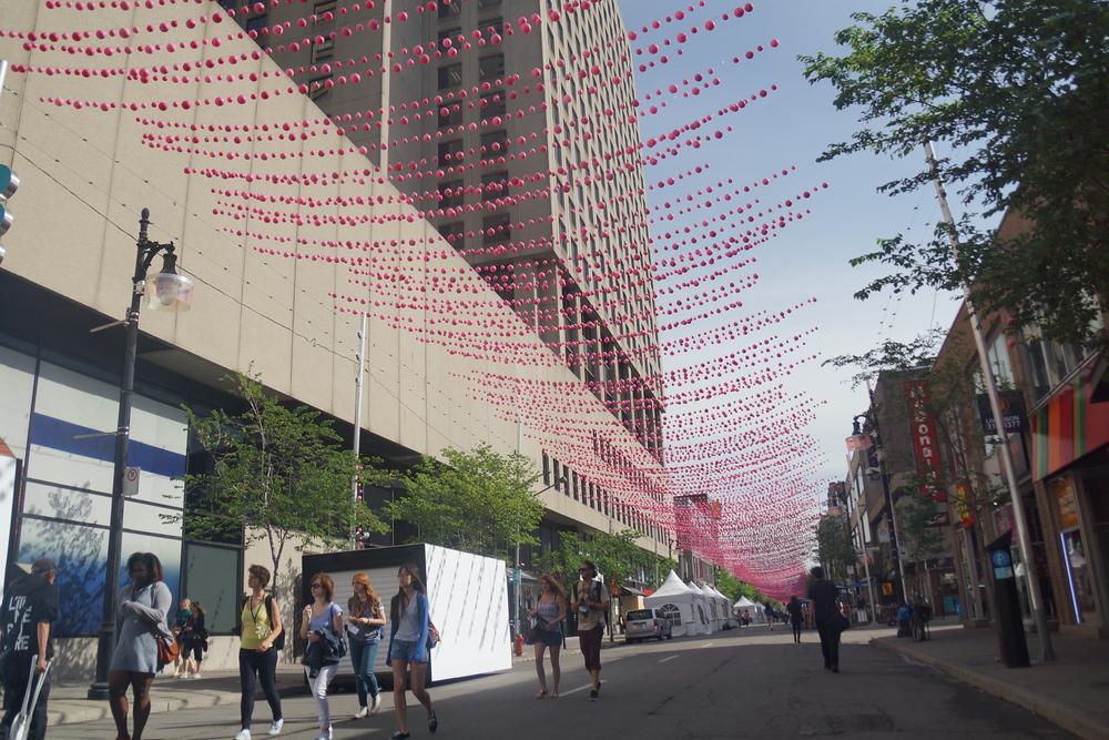 Montreal's Gay Village - Le Village gai