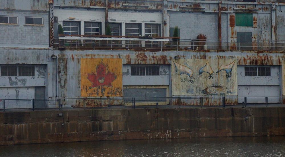 Old Port of Montreal - Vieux-Port de Montréal