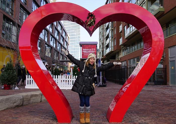 Toronto Christmas Market 2014.