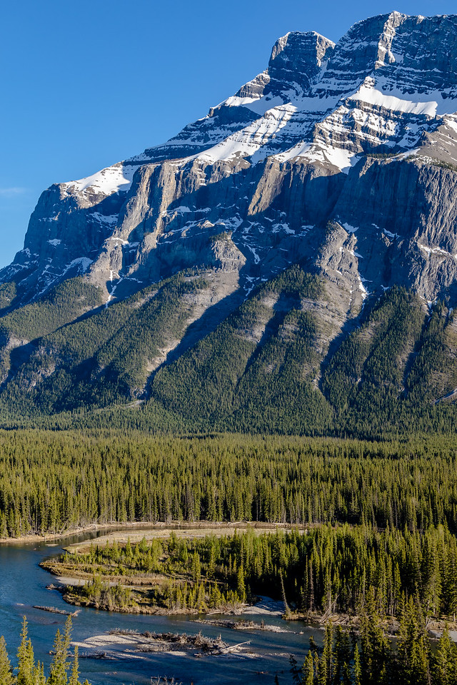 Mt. Rundle - Banff National Park