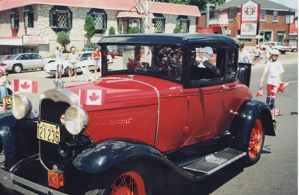 Canada Day Pictures by Murray Mattson