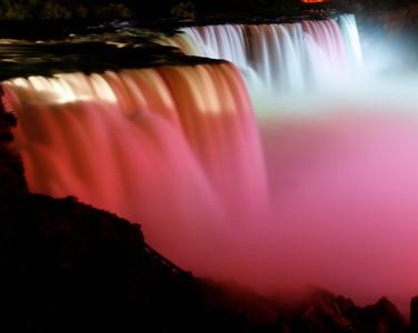 Vancouver BC, Niagara Falls, Toronto and Nova Scotia