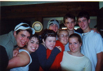 Old School Camp Photos