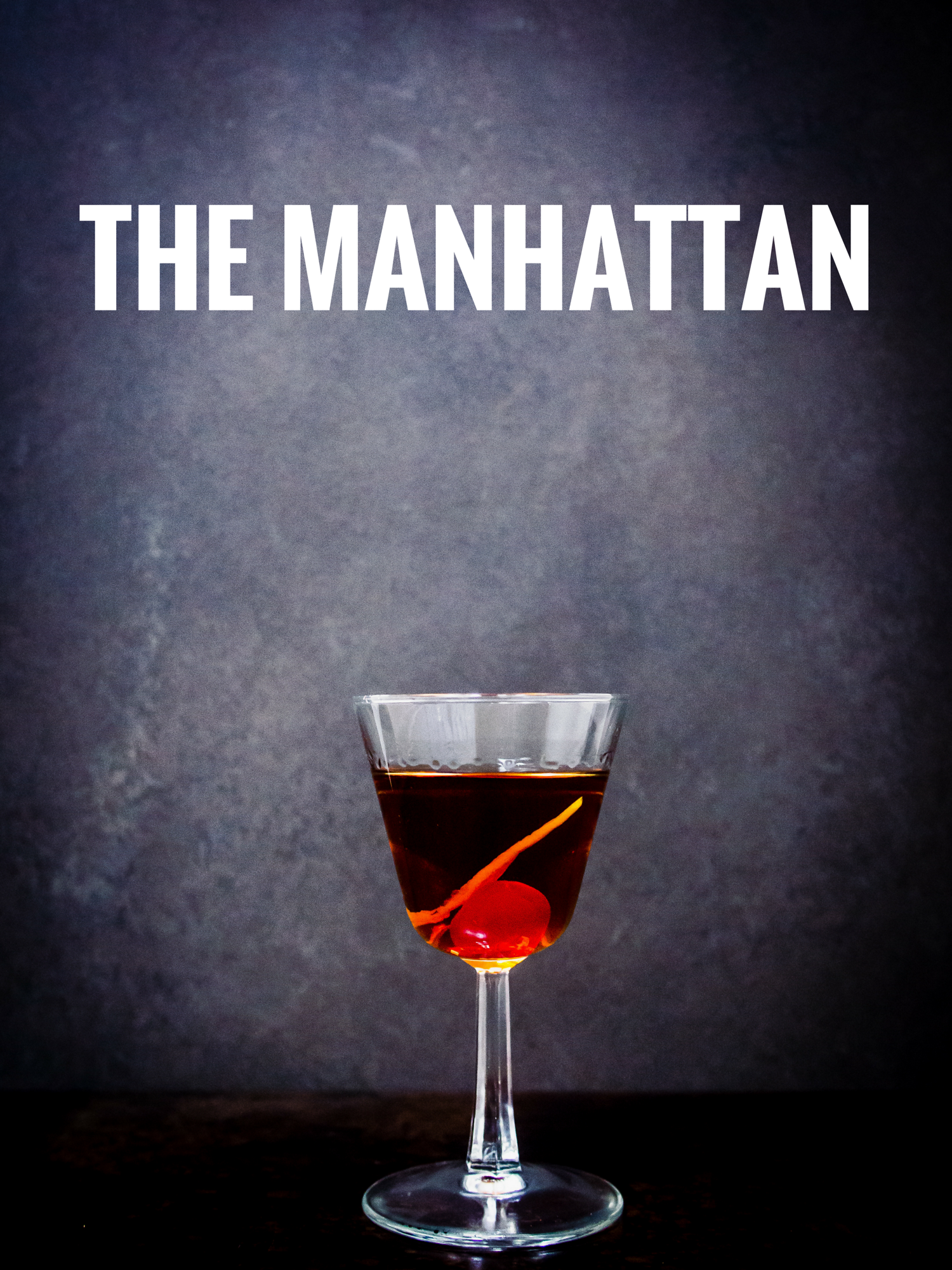 Classic whisky cocktails like this Manhattan are so easy to make. Here are the top 5 cocktails using whisky that every adult should know.