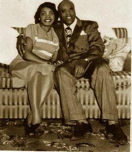 Aunt Doreena & Uncle Tom Mason