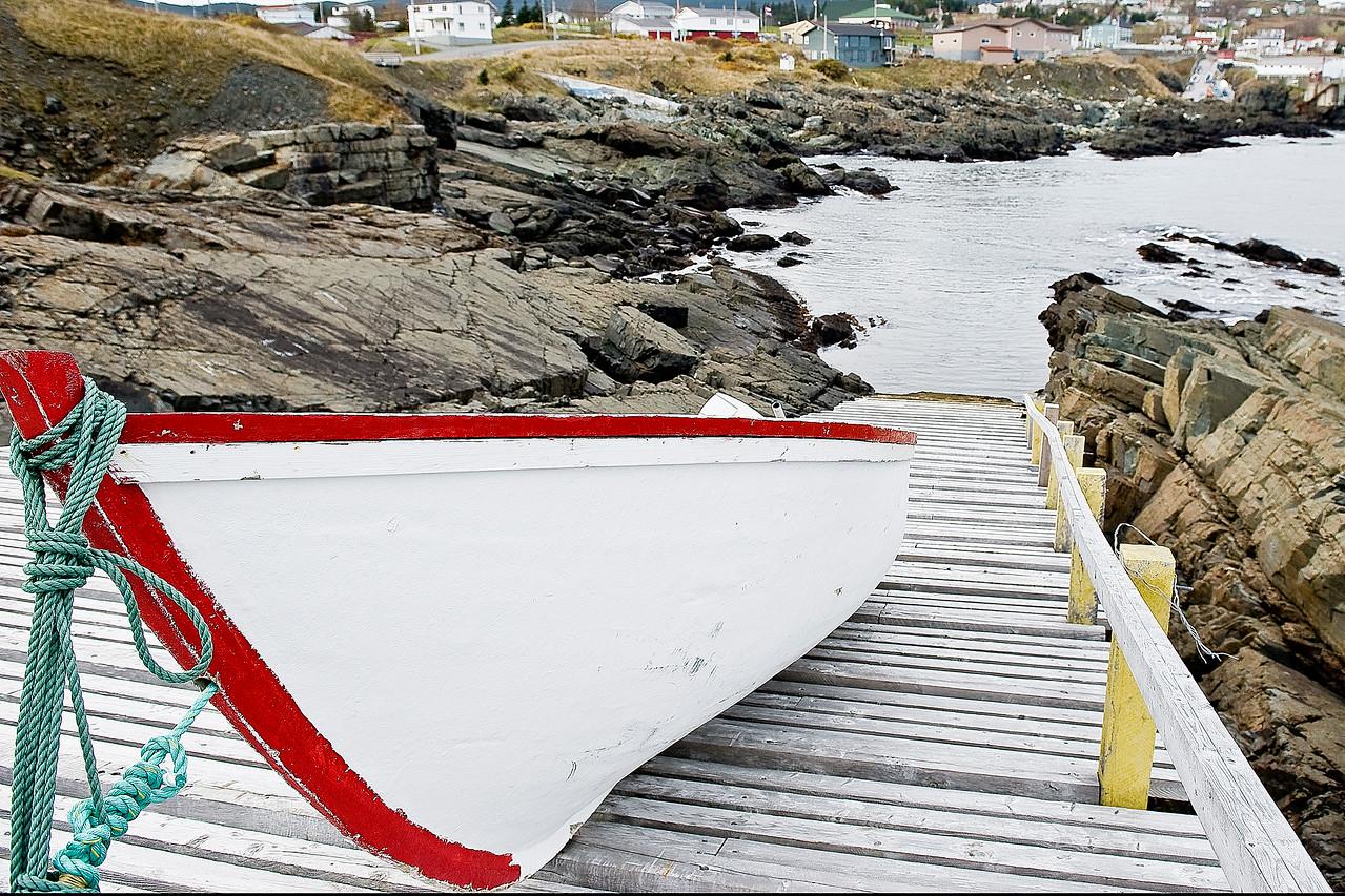 Pouch Cove. Newfoundland