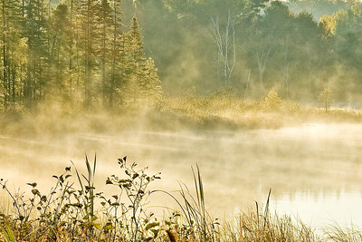 Sunraise on Ramsay Lake